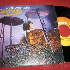 Discos de vinilo: CERRONE LOOK FOR LOVE/ROCKET IN THE POCKET 7