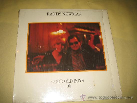 RANDY NEWMAN - ED. USA (Música - Discos - LP Vinilo - Pop - Rock - Extranjero de los 70)