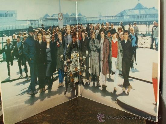 Discos de vinilo: WHO DOBLE LP QUADROPHENIA PORTADA DISTINTA SOUNDTRACK - Foto 2 - 27759396