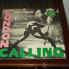 CLASH DOBLE LP LONDON CALLING