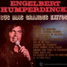Discos de vinilo: LP RECOPILATORIO DE ENGELBERT HUMPERDINCK AÑO 1974 EDICIÓN ARGENTINA. Lote 27772001