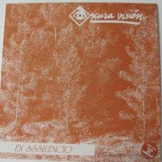 Discos de vinilo: OSCURA VISION - EN SSSILENCIO - MINI LP 1991. Lote 27773967