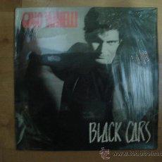 Discos de vinilo: DISCO DE VINILO. GINO VAMELLI. BLACK CARS. 1984.. Lote 27784388