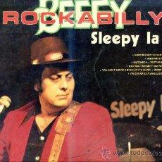 Discos de vinilo: SLEEPY LA BEEF - BEEFY ROCKABILLY. Lote 27788479