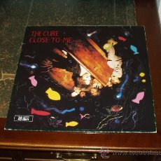 Discos de vinilo: CURE MAXI SINGLE CLOSE TO ME. Lote 27797135