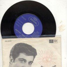 Discos de vinilo: SINGLE 45 RPM / PAJARES / QUIERO SER BEATLE // EDITADO POR REGAL. Lote 27807863