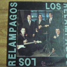 Discos de vinilo: LOS RELAMPAGOS.-EDITA BARSA PROMOCIONES.-AÑO 1991.-. Lote 27826492