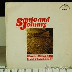 Discos de vinilo: SANTO AND JHNNY. Lote 27831752