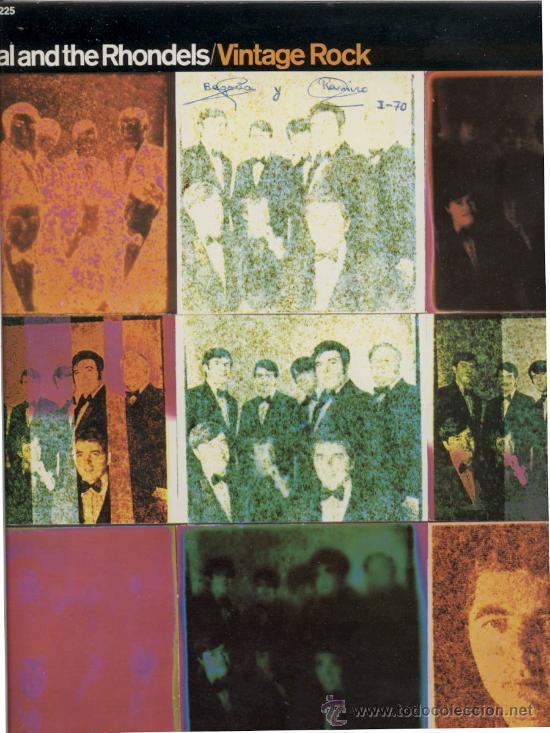 BILL DEAL AND THE RHONDELS / VINTAGE ROCK / LP 33 RPM /EDITADO POLYDOR SPANISH SPAIN ESPAÑA1969 (Música - Discos - LP Vinilo - Pop - Rock Internacional de los 50 y 60)