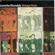 Discos de vinilo: BILL DEAL AND THE RHONDELS / VINTAGE ROCK / LP 33 RPM /EDITADO POLYDOR SPANISH SPAIN ESPAÑA1969. Lote 27832169