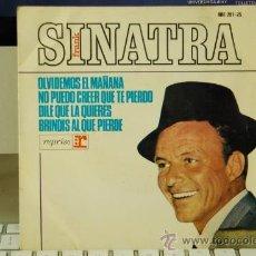Discos de vinilo: FRANK SINATRA. Lote 27834836