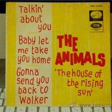 Discos de vinilo: THE ANIMALS. Lote 27834929