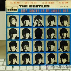 Discos de vinilo: THE BEATLES. Lote 27834961
