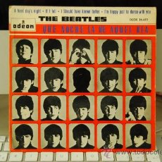 Discos de vinilo: THE BEATLES. Lote 27834969