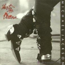 Discos de vinilo: MICHAEL JACKSON SINGLE SELLO EPIC AÑO 1987 EDITADO EN ESPAÑA. Lote 27842108