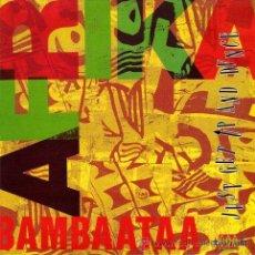 Discos de vinilo: AFRIKA BAMBAATAA ··· JUST GET UP AND DANCE / JUST GET UP AND DANCE - (SINGLE 45RPM) ··· NUEVO. Lote 27842810