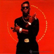 Discos de vinilo: SHABBA RANKS ··· SLOW AND SEXY (FEATURING JOHNNY GILL) - (SINGLE 45RPM) ··· NUEVO. Lote 27842989