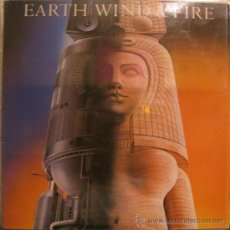 Discos de vinilo: EARTH WIND & FIRE - RAISE. Lote 27860854