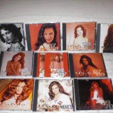 Discos de vinilo: DALIDA-COLECCION 10 CD`S NUEVOS-AÑOS 1956-1970 . Lote 27885268