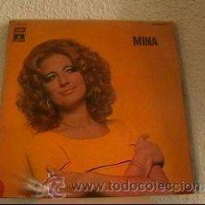 Discos de vinilo: MINA - MINA - LP EMI ODEON ESPAÑA 1972- 1 J 062-93.423. Lote 27919210