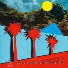 Discos de vinilo: SINGLE EP LA BIEN QUERIDA QUERIDOS TAMARINDOS VINILO THE CURE. Lote 94550083