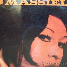 Discos de vinilo: MASSIEL,DE NOVOLA DEL 67. Lote 27952481