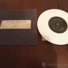 Discos de vinilo: PORCUPINE TREE - SINGLE - STEVEN WILSON - EDICION LIMITADA VINILO BLANCO - ROCK PROGRESIVO. Lote 34612759