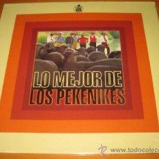Discos de vinilo: LOS PEKENIKES - LO MEJOR DE LOS PEKENIKES - LP - HISPAVOX 1973 SPAIN - NUEVO PRECINTADO / MINT. Lote 254548090