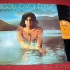 Discos de vinilo: THE BIDDU ORCHESTA VERANO DEL 42 LP 1975 EPIC. Lote 27954546