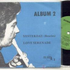 Discos de vinilo: EP 45 RPM / FERRANDO ( THE BEATLES ) YESTERDAY /// EDITADO POR FLUTESON. Lote 27966781