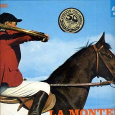 Discos de vinilo: LA MONTERIA / LINA HUARTE / JULITA BERMEJO (ALHAMBRA 1975 ESTEREO). Lote 27973369