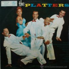 Discos de vinilo: THE PLATTERS, PLATTERS, EDICION DE 1962 DE ESPAÑA. Lote 27977552