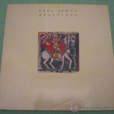 Discos de vinilo: PAUL SIMON_GRACELAND_VINILO 12_EDICION ESPAÑOLA_1986. Lote 27993830