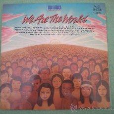 Discos de vinilo: USA FOR AFRICA – WE ARE THE WORLD,QUINCY JONES_VINILO 12