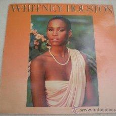 Discos de vinilo: WHITNEY HOUSTON – WHITNEY HOUSTON LP EDICION ESPAÑOLA 1985. Lote 27995100