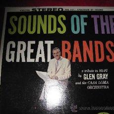 Discos de vinilo: LP-GLEN GRAY-CAPITOL 1022-USA- JAZZ. Lote 28013714