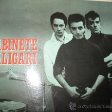 Discos de vinilo: MINI LP CUATRO ROSAS. GABINETE CALIGARI.. Lote 28019473