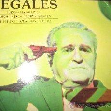 Discos de vinilo: MAXI ILEGALES TIEMPOS NUEVOS.... Lote 28021116