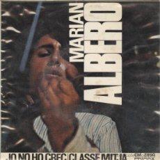 Discos de vinilo: MARIAN ALBERO. JO NO HO CREC. CLASSE MITJA. EDIGSA 1968. SP. Lote 28025086