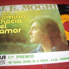 """Discos de vinilo: J. E. MOCHI MI MUNDO ESTA VACIO/UN CAMINO HACIA EL AMOR 7"""" SINGLE 1974 RCA PROMO. Lote 28034828"""