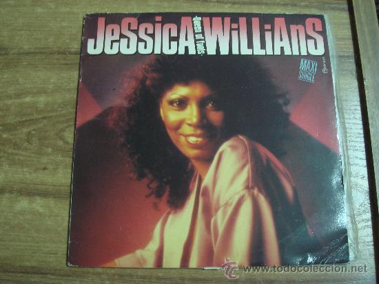 JESSICA WILLIANS.-QUEEN OF FOOLS.-MAXI SINGLE.-EDITA SERDISCO.-AÑO 1985.- (Música - Discos de Vinilo - Maxi Singles - Cantautores Extranjeros)