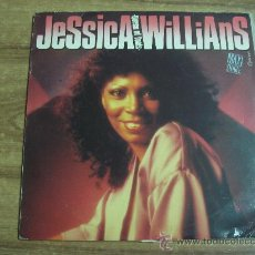 Discos de vinilo: JESSICA WILLIANS.-QUEEN OF FOOLS.-MAXI SINGLE.-EDITA SERDISCO.-AÑO 1985.-. Lote 28369799