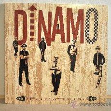 Discos de vinilo: DINAMO - PSICLOTIMIA - VINILO 10 PULGADAS - EDICIÓN LIMITADA 500 COPIAS, NUMERADAS A MANO.. Lote 106912438