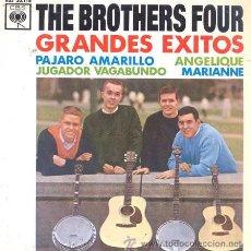 Discos de vinilo: THE BROTHERS FOUR - ANGELIQUE - EP MUY RARO ESPAÑOL DE VINILO. Lote 28057808