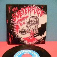 Discos de vinilo: SUBTERFUGE COMPILATION VII. EP SPAIN 1993. SPANISH INDIE 90. RARO. Lote 28059320