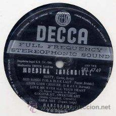 Discos de vinilo: MANTOVANI / VARIOS (DECCA 1966) MUESTRA. Lote 28060745