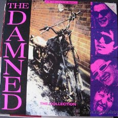 Discos de vinilo: THE DAMNED - THE COLLECTION - LP. Lote 28072641