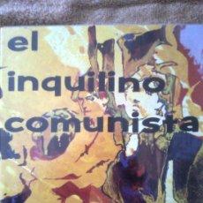 Discos de vinilo: EL INQUILINO COMUNISTA, EL - SPEED LIMIT + 4(2EP,RADIATION,1992)-DOBLE EP DEBUT ED.ORIGINAL.NOISE. Lote 28073159