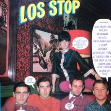 Discos de vinilo: LOS STOP - 1º L.P. - EDICION DE 1968 DE ESPAÑA. Lote 28077996