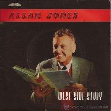Discos de vinilo: EP-ALLAN JONES-FONOPOLIS 63-2-. Lote 28081394